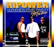 Hi Power Entertainment Presents: Summertime Party Music [CD] [PA], 2182