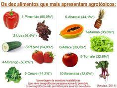 Alternativas saudáveis para fugir dos agrotóxicos