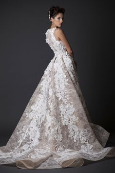 At the young age of 23, Krikor Jabotian set up his own atelier now based in Beirut. And with the help of his family, Kriknor reached even greater levels of success.His designs are innovative and futuristic with a subtle nod to classic themes. Each of the wedding dresses and formalwearfrom his latest collection tell their […]