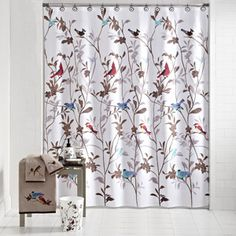 Mainstay Birds Bathroom Accessories U0026 Shower Curtain Set At Walmart. This  Is What Emily Picked