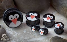 Single flare penguin plug