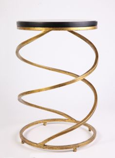 The Artistic Iron Side Table