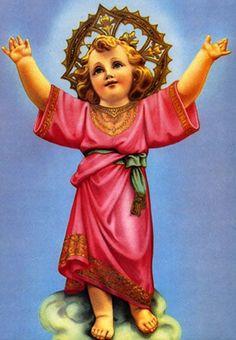 Oración Milagrosa muy Antigua al Divino Niño Jesús para que se cumpla una petición por difícil que esta Sea Oh …Share the joy