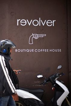 Revolver – Boutique Coffee House, Seminyak, Bali – Travel – Espresso Melbourne