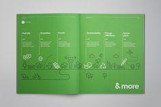Croxley Park by Blast, United Kingdom. #branding #print #brochure