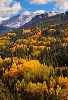 Red Mountain, Colorado.  Go to www.YourTravelVideos.com or just click on photo for home videos and much more on sites like this.