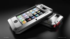 The TAKTIK case for iPhone 4 and 4S. This case is completely waterproof, you can opt for the GORILLA glass protective lens which has an anti-glare and anti-smudge coatings, and as far as phone cases go, it truly is as beautiful as it is functional.   It's currently being backed on Kickstarter with various options for a range of budgets.