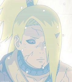 Deidara, Akatsuki, smiling, resurrected, gif; Naruto