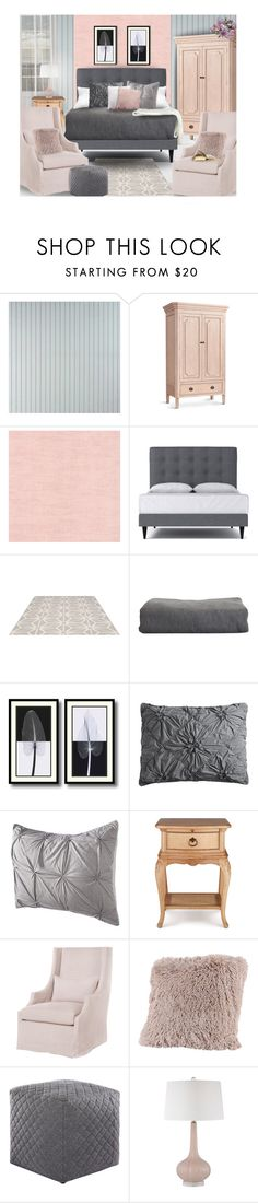 """""""Soft and Inviting ~ Contest"""" by tiffanysblues ❤ liked on Polyvore featuring interior, interiors, interior design, home, home decor, interior decorating, Redford House, Jill Rosenwald, Andrea & Joen and Pier 1 Imports"""