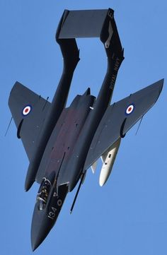 Aviation Times on the Sea Vixen (ret. Drones, Bomber Plane, Jet Plane, Military Jets, Military Aircraft, Air Fighter, Fighter Jets, Avion Jet, V Force