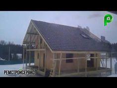 Проектирование и строительство домов и коттеджей из СИП панелей | Ремстр...