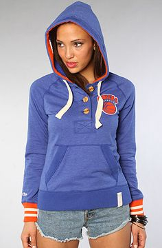 Mitchell & Ness  The New York Knicks Victory Sweatshirt.... I probably need this in my closet.