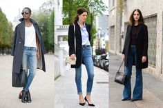 For denim style inspiration for everything from the office to Sunday brunch, take it from the following 50 girls who make the classic twill feel fresh and new.