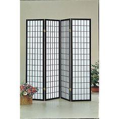 Four-Panel Shoji Screen                                                       …