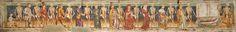 Johannes de Castua - Danse Macabre (replica of 15th century fresco) [c.1490]