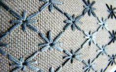 Resultado de imagen para bordado con lana