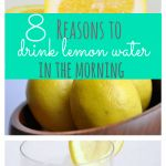 *Get more FRUGAL Articles, tips and tricks from Raining Hot Coupons here* *Pin it* by clicking the PIN button on the image above! REPIN it here! 8 Reasons To Drink Lemon Water In The Morning Water is the number one beverage that we should be drinking everyday, multiple times a day. But what about in [...]