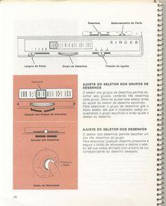 manual da Singer 270 Bobina Mágica - Manual máquina de costura da Singer 270...
