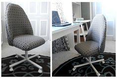 redo an office chair