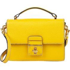 Dolce & Gabbana Rosalia Mini Trunk Crossbody Bag
