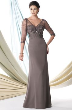 Mother Of The Bride Formal Dresses Fall 2015 Mother of the Bride Dresses