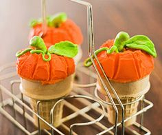 The Great Pumpkin Cupcakes