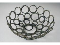 Paper Mache Bowls | P95259-19 - Paper Mache Bowl Fruit Holder