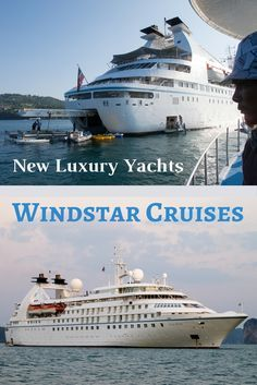 Can affordable luxury cruising get any better? Check out Windstar Cruises new ships -- everyone gets a suite. And, oh the food!