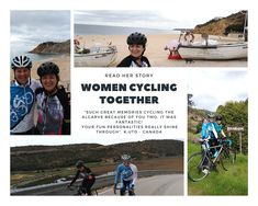Go on women only bike trips with Practice bicycle experience tailored cycling with Bridget Evans, highly experienced women's cyclist & retired professional. Cycling Tours, Road Cycling, Coaching Skills, Female Cyclist, Physical Development, French Alps, Algarve, Camps, Looking For Women