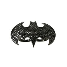 Bat Girl Dome, by Noir Jewelry. WANT.