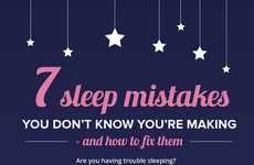 Bad Sleep Habits Charts