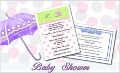 A sprinkle baby shower, http://www.cardsshoppe.com/sprinkle-baby-showers.htm lets the second, third, fourth time, or more, mom-to-be know that her new baby is just as adored and loved as her previous ones were