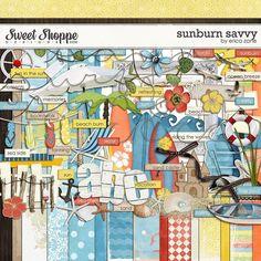 Sunburn Savvy by Erica Zane