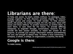 this is why i have started to develop a series of robot librarians that can do everything and make money while teaching ans assisting