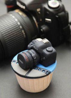 Nikon Cupcake