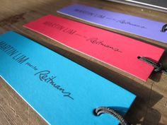 Coloured hangtags! / Étiquettes colorées! #reitmans #martinlim #martinlimpourreitmans #martinlimforreitmans