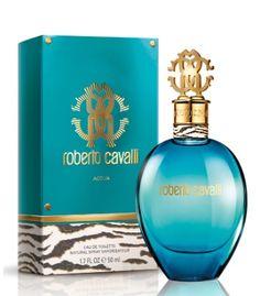 Roberto Cavalli Acqua Roberto Cavalli perfume - a new fragrance for women 2013