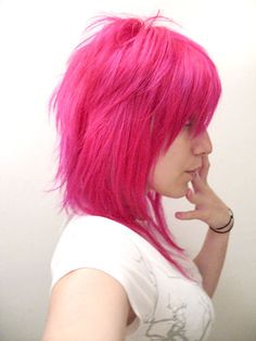the perfect pink. I wish!!