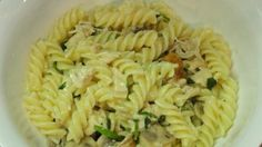 This recipe forChicken And Mushroom Pastais to continue with the Tandy Tuesday theme of a pasta dish on a Tuesday.