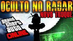 NOVO TRUQUE NINJA! - GTA V FIQUE OCULTO NO RADAR - BUG 100% PS4 XBOX ONE PC