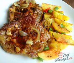 Pot Roast, Chicken Wings, Pork, Food And Drink, Ethnic Recipes, Ham And Cheese, Roasted Potatoes, Roast, Meat