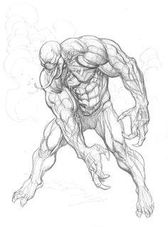 #Venom #PencilArt