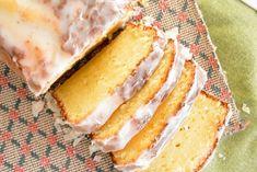 Cake ultra moelleux au citron glacée au citron