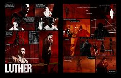 Luther Graphic Novel - Series 2 Episode 1