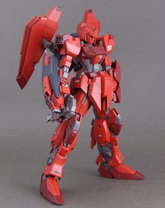 GUNDAM GUY: HG 1/144 Mega-Shiki - Cuxtomized Build