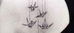 Beautifully Complex Geometric Tattoos by Dr. Woo - BlazePress