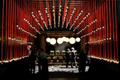 2013 NY DIFFA's Dining Ralph Lauren Table Entrance