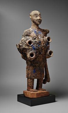 BeninA FON BOCCHIO FIGURE, Auction 1054 African and Oceanic Art, Lot 80