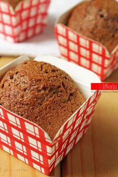 Muffin alla Nutella sofficissimi