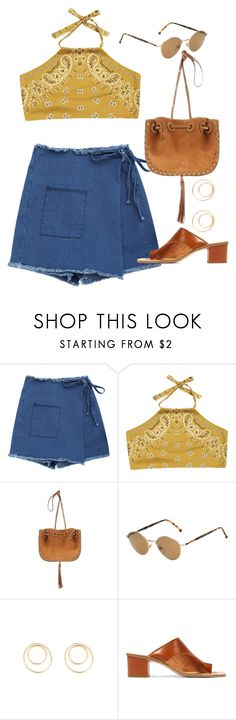 """Summer Festivals (Zaful 18)"" by nikka-phillips ❤ liked on Polyvore featuring Chloé, Persol and All Tomorrow's Parties"